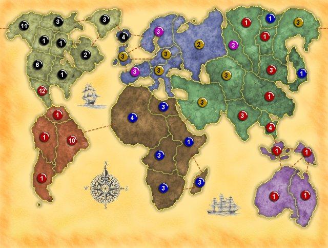Classic Map